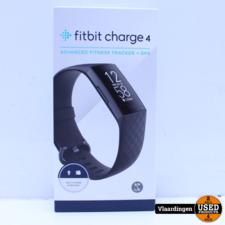 Fitbit Fitbit Charge 4 Fitness Tracker + GPS - Nieuw in doos -