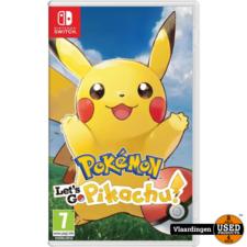 nintendo Switch Nintendo Switch - Pokemon Let's Go Pikachu -