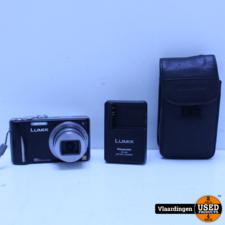 Panasonic Panasonic Lumix DMC-TZ18 - Zwart