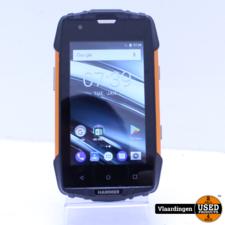 MyPhone Hammer Iron 2 - Bouwtelefoon - Android 7 - Dual Sim -