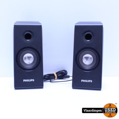 Philips Multimedialuidsprekers 2.1 SPA2335