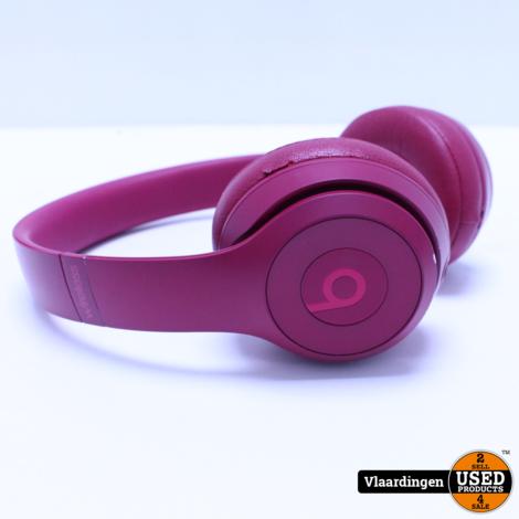 Beats Solo3 Wireless - In Nette staat - met Garantie -