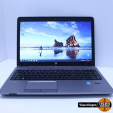 HP HP Probook 450 G1 - Win 10 Pro - Intel Core i5 - 8GB - 256GB SSD - DVD/RW - HDMI -