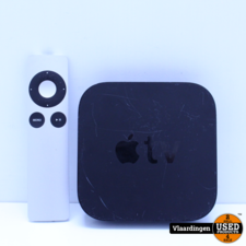 Apple Apple TV 3e  Generatie - met afstandsbediening -