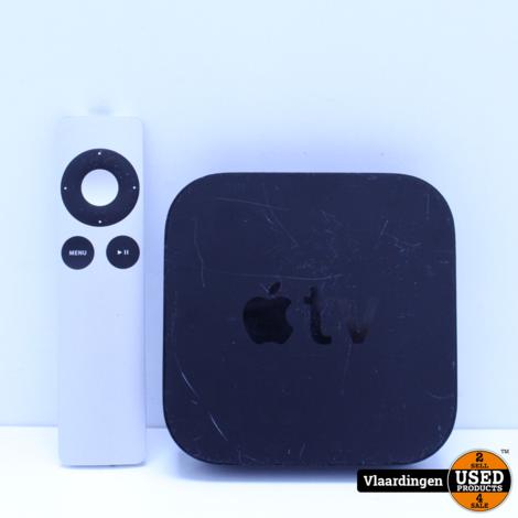 Apple TV 3e  Generatie - met afstandsbediening -