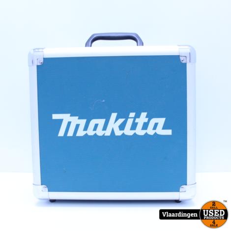 Makita Slagmoersleutel TD110D 10.8V + DF331D Schr/boormachine 1 x accu/lader.
