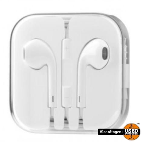 iPhone Oordopjes Jack 3.5 MM - Nieuw -