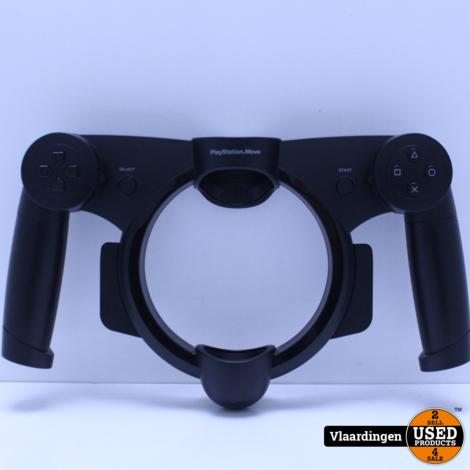 Playstation Move Racing Wheel PS3