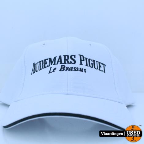 Audemars Piguet Cloth Hat White And Black Cap Pet - Nieuw -