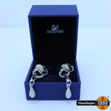 Swarovski Swarovski Ear clips - Nieuw -