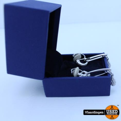 Swarovski Ear clips - Nieuw -