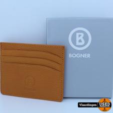 Bogner Bogner Lederen Cardholder  - Nieuw -