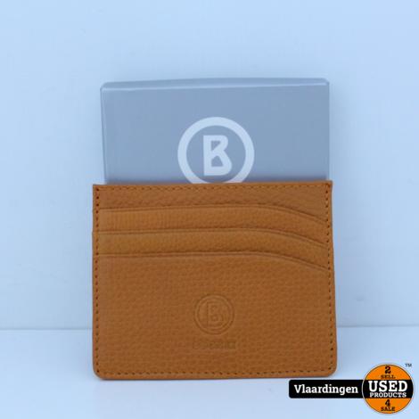 Bogner Lederen Cardholder  - Nieuw -