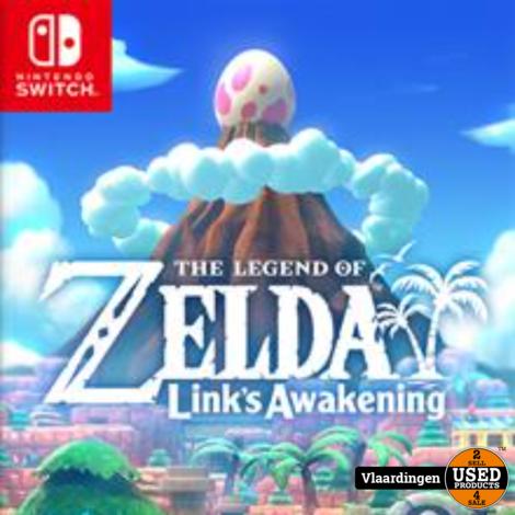 Nintendo Switch - Zelda Links Awakening -