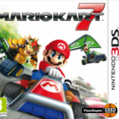 Nintendo 3DS - Mario Kart 7 -