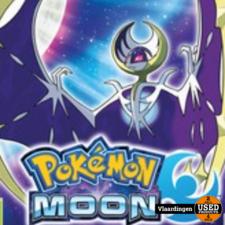 Nintendo 3DS Nintendo 3DS - Pokemon Moon Hard Case -