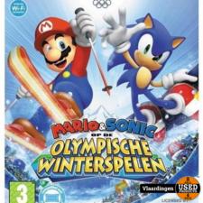 nintendo wii Nintendo Wii - Mario en Sonic op de Olympische Spelen -