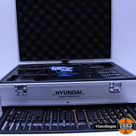 Hyundai Powertools Accu Boormachine *ZGAN