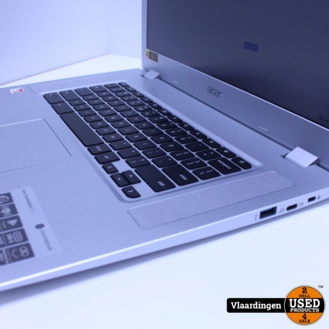 Acer CB315-2H-44LA 15 inch Full HD chromebook - Met Garantie -