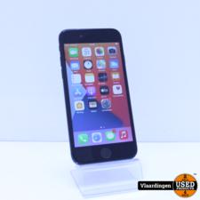 iPhone iPhone 7 128GB Zwart - in goede staat - Accu 100% - met garantie -