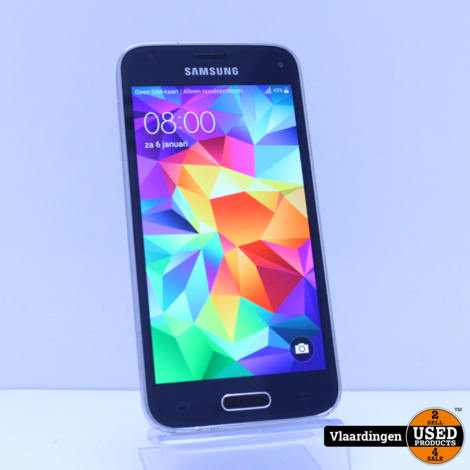Samsung Galaxy S5 Mini 32GB - In nette staat - Met Garantie -