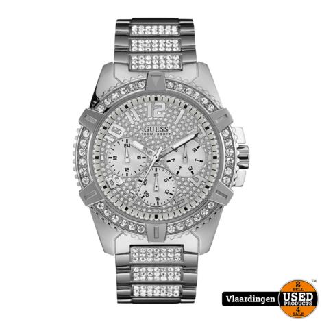 Guess Frontier Mannen Horloge  W0799G1 - In goede staat -