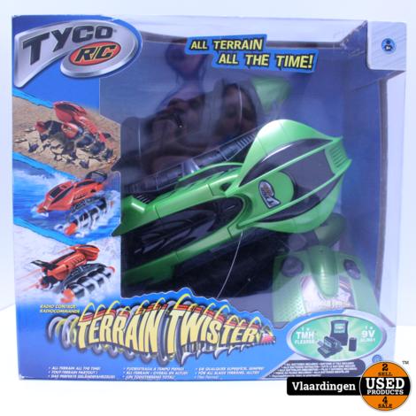 Tyco Radio Control Terrain Twister: Green - Nieuw in Doos  -