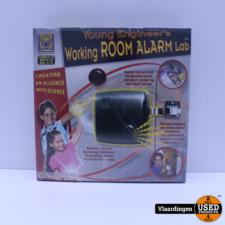 Young Engineers Room Alarm Lab - Nieuw in Doos -