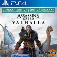 playstation 4 Playstation 4  - Assassins Creed Valhalla -
