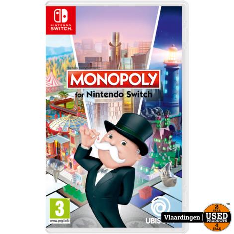Nintendo Switch - Monopoly -