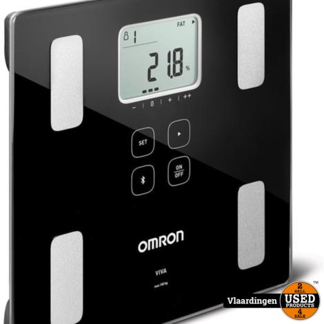 Omron VIVA - Personenweegschaal - Smart - Nieuw in Doos -