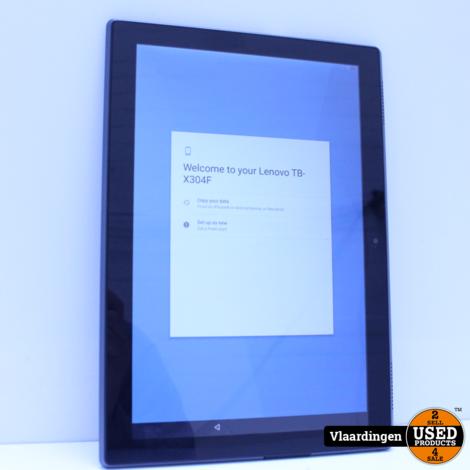 Lenovo Tab 4 10 16GB - in Top Staat - Met Garantie