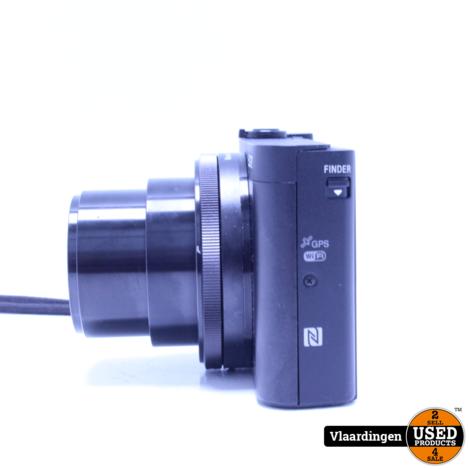 Sony Cybershot HX90V - Vlogcamera - In goede staat - met Garantie -