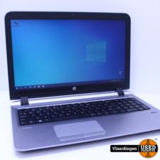 HP HP ProBook 450 G3 - Win 10 Pro - Intel Core i3-6100U - 8GB - 128SSD - DVD/RW -