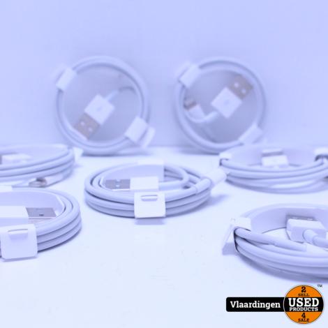 Lighting Kabel voor Iphone - 1 Meter - Nieuw -
