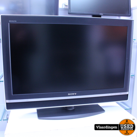 Sony KDL-32V2500 LCD TV 32 Inch - zonder afstandsbediening -