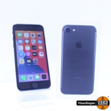iPhone iPhone 7 32GB Zwart - In doos - In nette staat - Met garantie -