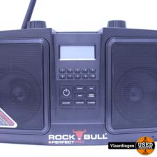 Perfect Pro Bull 1 Bouw Radio DAB+