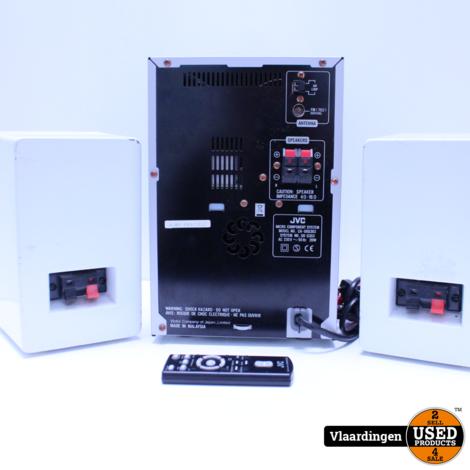 JVC Mini HIFI Set UX-G303 - In goede staat -