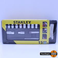 Stanley Stanley Dopsleutelset 1/2  - Nieuw -