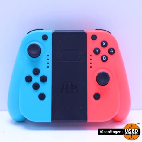 Joy-Con Set Incl Handgrip voor Nintendo Switch - Nieuw in Doos - Met Garantie -
