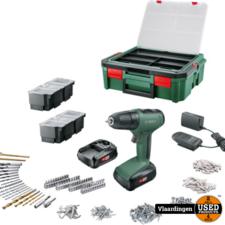 Bosch Bosch Universaldrill Systembox 18V - Nieuw in doos -