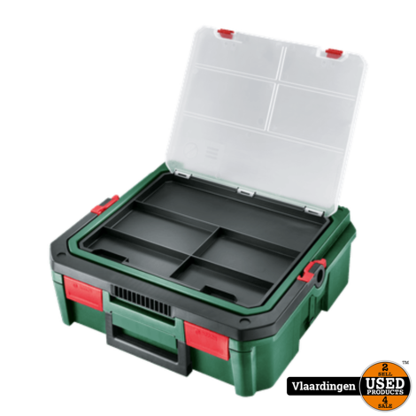 Bosch Universaldrill Systembox 18V - Nieuw in doos -
