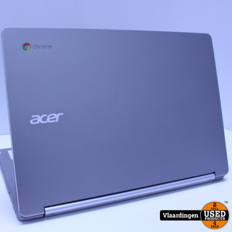 Acer Chromebook R13   - Quad Core - 4GB - 64GB - Touch - IPS FH Scherm 360 - Top Staat -