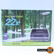 Samsung Samsung External DVD Writemaster SE-S224Q - Nieuw in Doos -