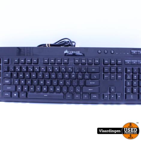 Corsair K55 RGB Keyboard en Corsair Harpoon RGB Muis.Top Staat