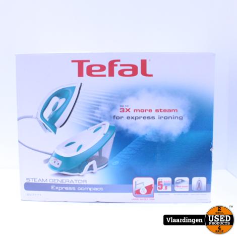 Tefal Stoomgenerator Express Compact SV7111* NIEUW