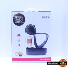Krups Nescafe Krups Nescafé Dolce Gusto® Infinissima KP173B - Handmatige koffiecupmachine  - Nieuw -