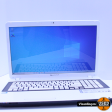 Packard bell Packard Bell EasyNote 17.3 - Win 10 - 4GB - 500GB HDD - DVD/rw - Accu minder goed