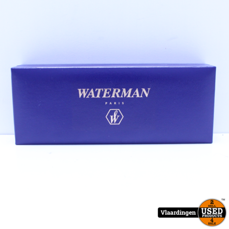 Waterman Expert Matt Black CT Vulpen en Balpen - Nieuw -